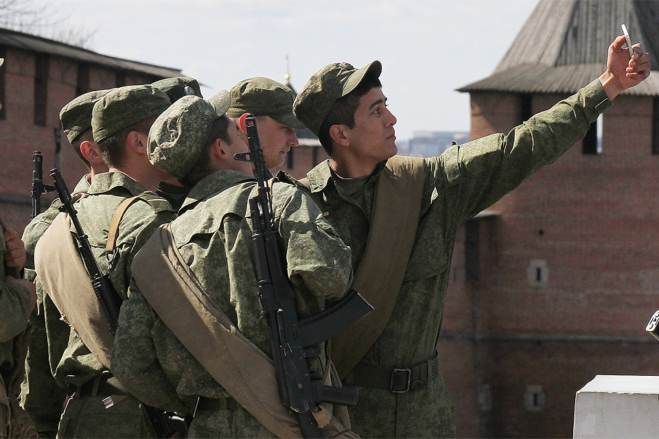 Владимир Воробьев: Российская армия — это сила на страже мира